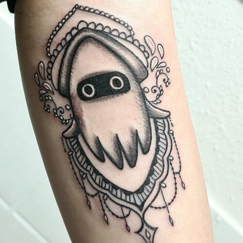 Tattoo geist