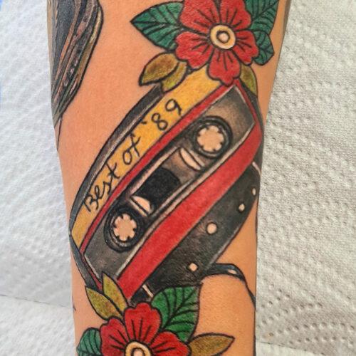 Tattoo kasette